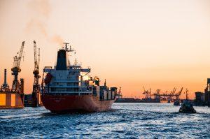 Warunki dostaw/reguły transportowe - fracht morski z Chin