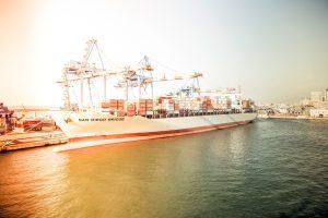 Przewóz kontenerów morskich - organizacja dostaw
